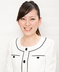 【 受付チーム リーダー 】篠崎 友美 しのざき ゆみ