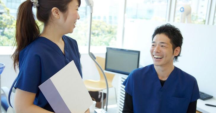 人として、歯科医師としてスキルアップヤル気次第で世界にも挑戦できるんです