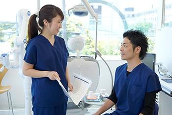 歯科医師としてのやりがいを感じたのはどのような時ですか?