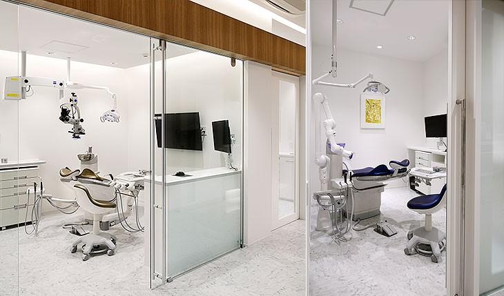 第2診療所 診療スペース