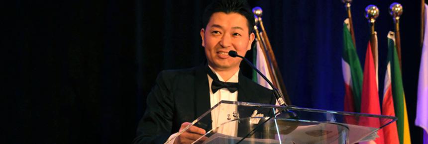SMIワールドクライアントオブザイヤー 世界1 Award受賞