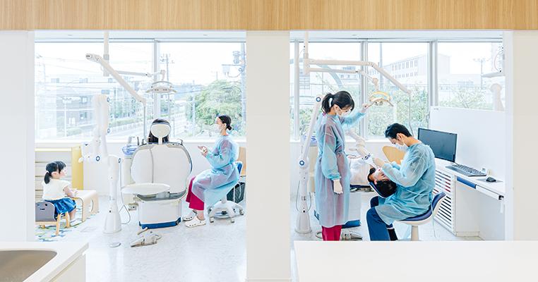 世界一安全・安心な歯科医院を実現します