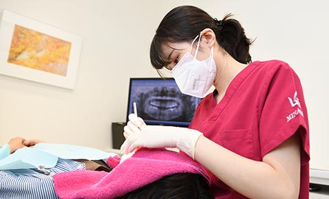 歯の病気を経験している方の予防