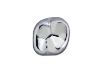 銀パラジウム冠