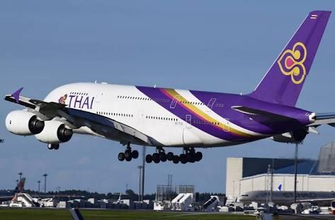タイ航空2