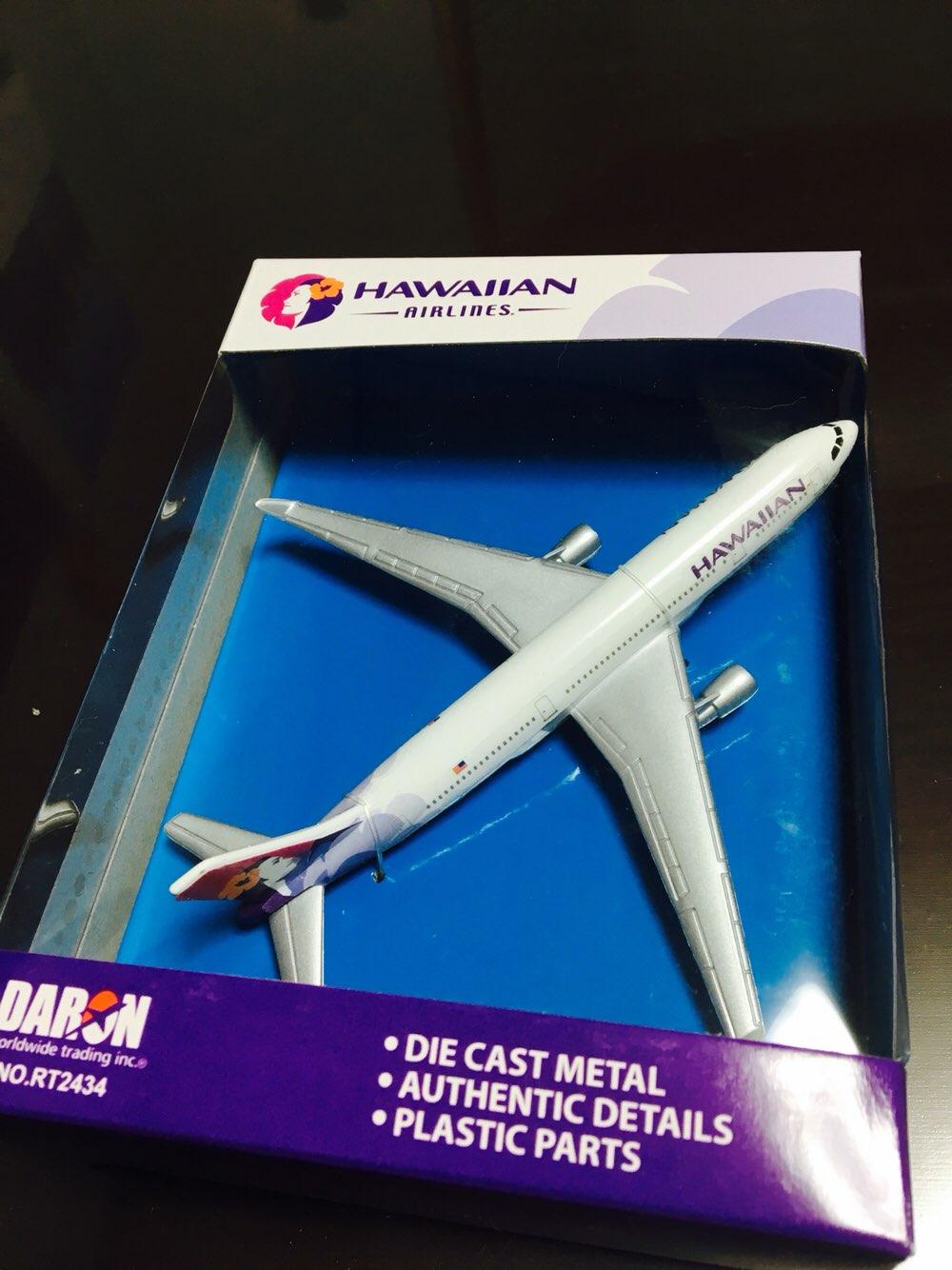 ハワイアン航空2